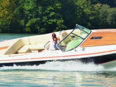 Chris-Craft Corsair 28 Testbericht