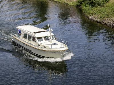 Linssen Grand Sturdy 35.0 Sedan Testbericht