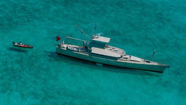 Ultimative Blauwasser-Motoryacht