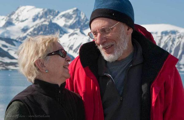 Linda und Steve Dashew
