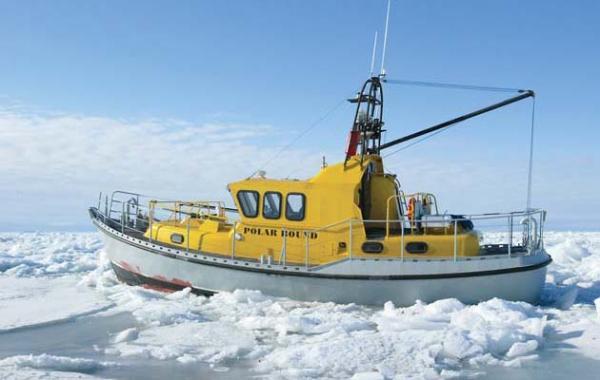 «Polar Bound» hat sich bestens im Eismeer bewährt