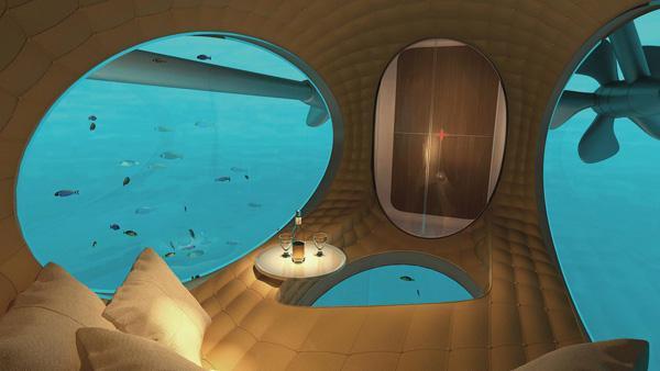 Unterwasser-Rendering