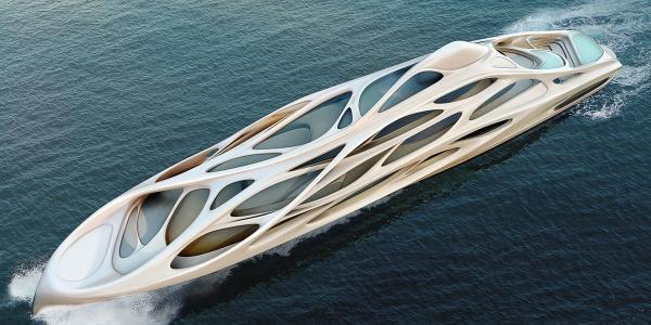 Zaha Hadid Projekt