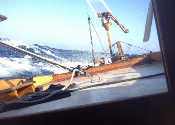 Atlantiküberquerung Lorema