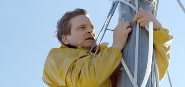 Colin Firth als Donald Crowhurst