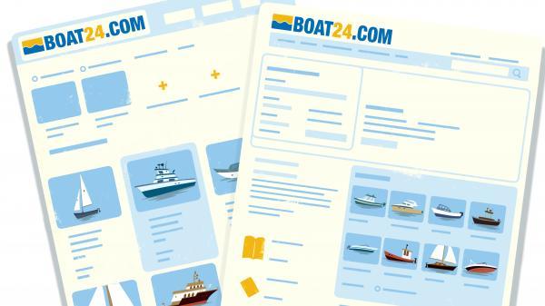 Sondieren und Vergleichen: Viele Bootskäufer haben ein breites Spektrum.