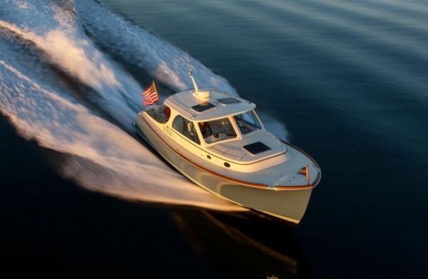 Picnic Boat 34
