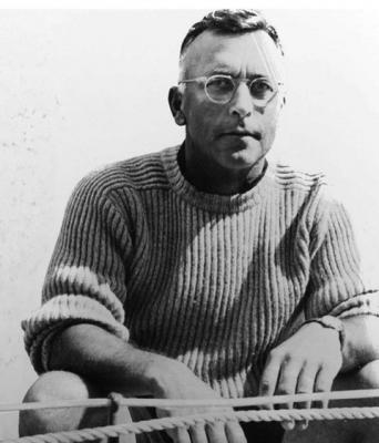 """Ray Hunt, der """"Archmedes"""" amerikanischer Bootskonstruktion"""