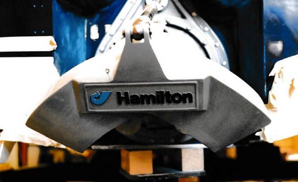 Strahlantrieb Hamilton