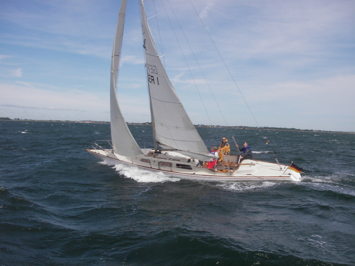 Boot Nr. 2: Milzens früherer 30er Tourenschärenkreuzer Typ Lotus