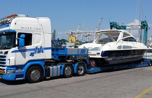 Bootstransport: Wenn das Boot umzieht