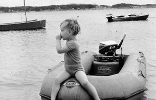 Schlauchboot: Haste Luft?