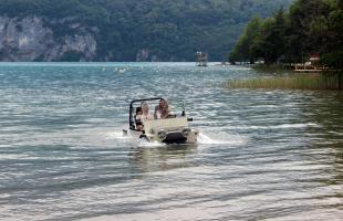Mehr Boot als Auto