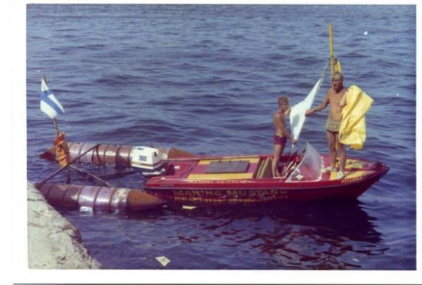 Motorboot Abenteurer