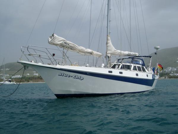 Reinke Yachten: Patenter Plattenbau