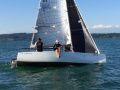 Comar Comet 21 One Design Regattaboot